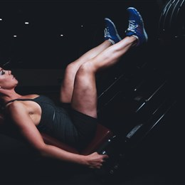 Hereford ladies' fitness blog – it's leg time!