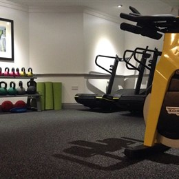 The NEW Holmer Park Gym is now OPEN!