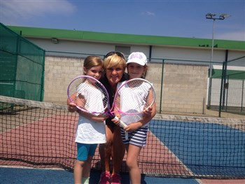 Want to get fit playing tennis in Shrewsbury?