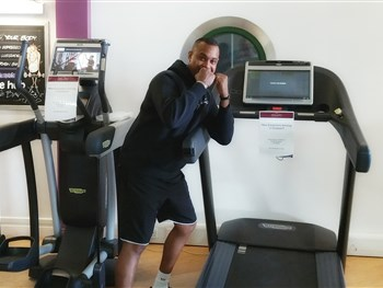 £300K INVESTMENT IN NEW CV AND GYM EQUIPMENT PLUS A NEW MYRIDE STUDIO
