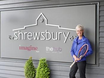Judy Murray Heads to The Shrewsbury Club for Aegon Tournament