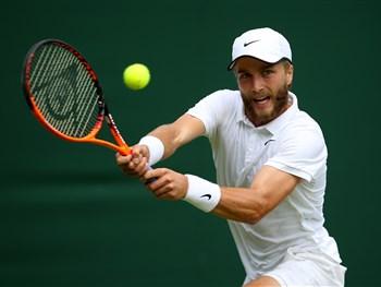 Liam Tops the British List for Shrewsbury Tournament