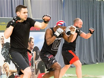 Members and Staff Love the Les Mills Bootcamp