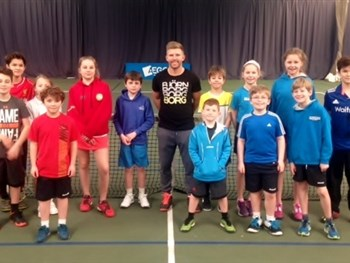 Young tennis aces ready for Shropshire Junior County Championship