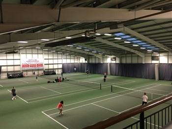 Tennis Club Championships - Second week