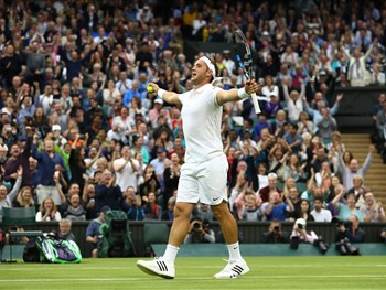 Wimbledon hero Marcus Willis enters Shrewsbury Tennis Tournament