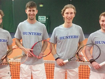 The Shrewsbury Club compete on National Premier Tennis League stage.