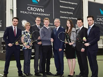 We're delighted to welcome Crown Wealth Management as our latest Club Sponsor