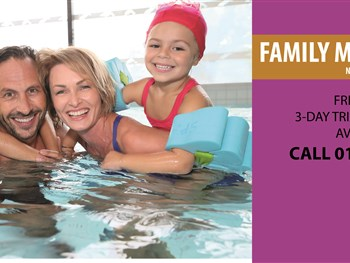 Free 3-Day Family Membership